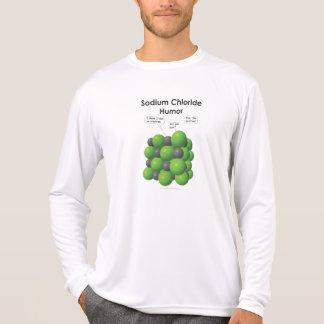 Camisa del humor del cloruro sódico