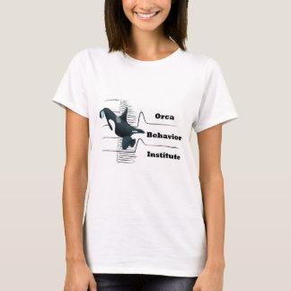 Camisa del instituto del comportamiento de la orca