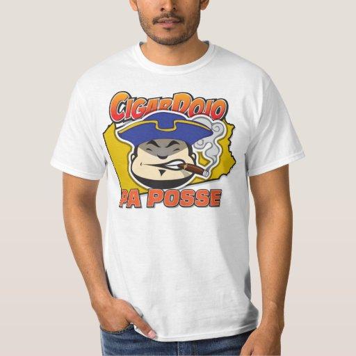 Camisa del ir de discotecas de la pandilla del PA