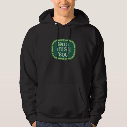 Camisa del irlandés 800 de Olde