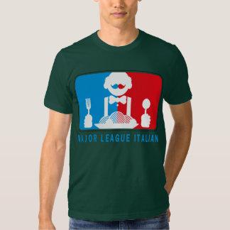 Camisa del italiano de la primera división