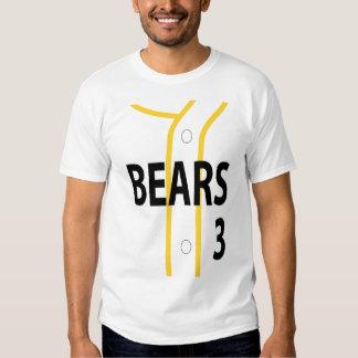 Camisa del jersey de los osos
