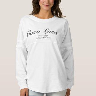 Camisa del jersey del alcohol del diseñador de las
