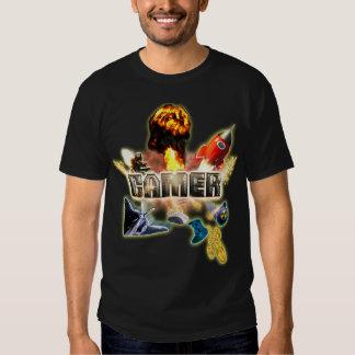Camisa del juego: Tema del videojuego