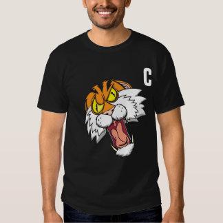 Camisa del jugador de los tigres
