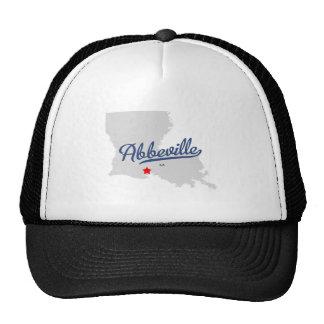 Camisa del LA de Abbeville Luisiana Gorras