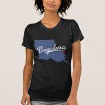 Camisa del LA de Bogalusa Luisiana