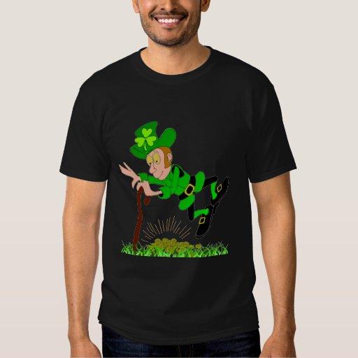 Camisa del Leprechaun de St Patrick