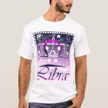 Camisa del libra del zodiaco