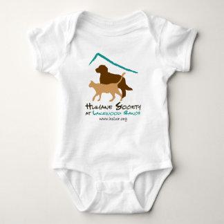 Camisa del logotipo de HSLWR