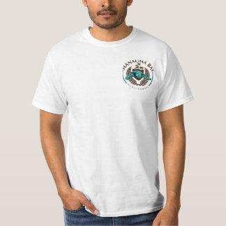 Camisa del logotipo de la bahía de Hanauma