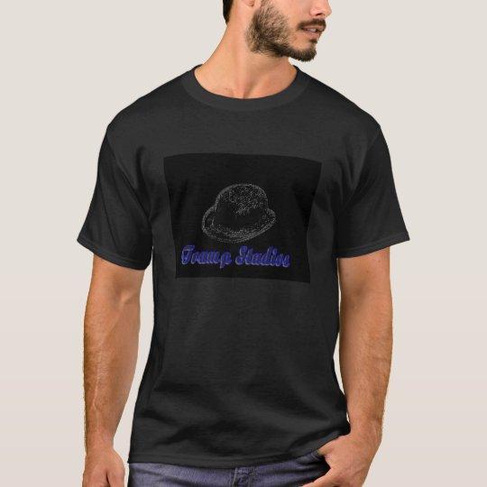 Camisa del logotipo de los estudios del vagabundo