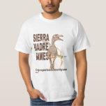 Camisa del logotipo de los juegos de Sierra Madre