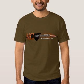 Camisa del logotipo de NCGO