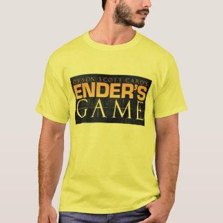 Camisa del logotipo del juego de Ender