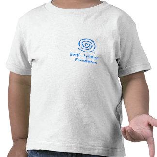 Camisa del logotipo del niño BSF