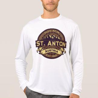 Camisa del logotipo del St. Antón