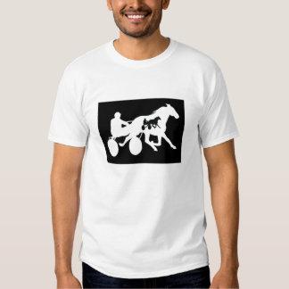 Camisa del logotipo el competir con de arnés