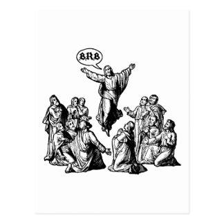 Camisa del lol de Jesús BRB Tarjeta Postal