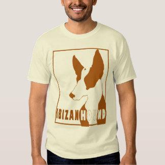 Camisa del lux del perro de Ibizan