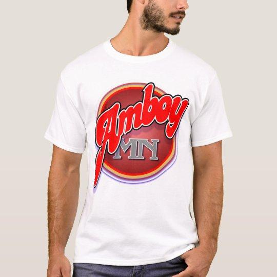 Camisa del manganeso de Amboy