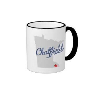 Camisa del manganeso de Chatfield Minnesota Taza De Café