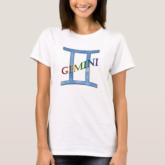 Camisa del maricón de los géminis