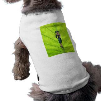 Camisa del mascota de Eve Camisa De Mascota