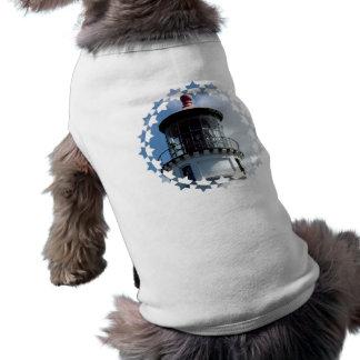 Camisa del mascota de la luz del faro camiseta de mascota
