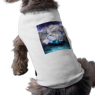 Camisa del mascota de Pegasys Camisetas De Perrito