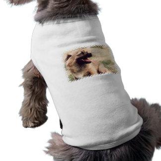 Camisa del mascota de Pekingese Camisas De Mascota