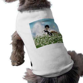 Camisa del mascota del Centaur que se divierte Ropa Perro