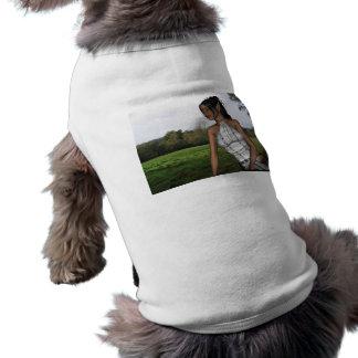 Camisa del mascota del duende ropa de perro