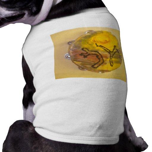 camisa del mascota del perro del hacha de la pasió camisas de perritos