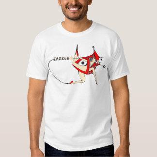 Camisa del mayluna Zazzlelogocontest2007