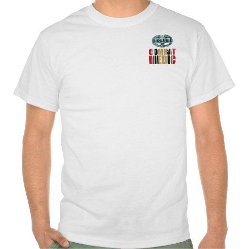 Camisa del médico del combate de CMB Iraq