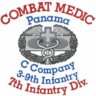 Camisa del médico del combate de Panamá