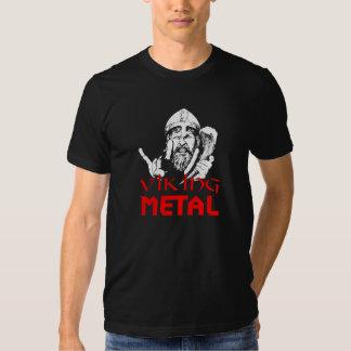 Camisa del METAL de VIKING