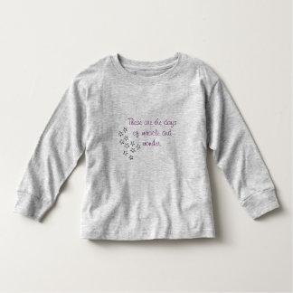 Camisa del milagro y del niño de la maravilla l/s