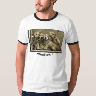 Camisa del molino del perrito