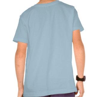 Camisa del muchacho de la página del niño