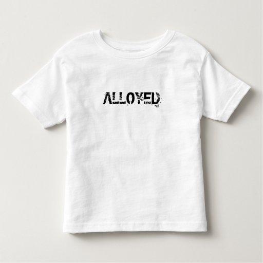 Camisa del niño Alloyed's