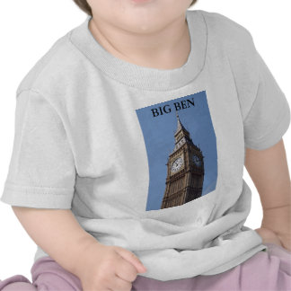 Camisa del niño de BIG BEN