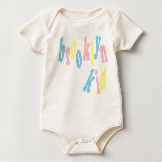 Camisa del niño de Brooklyn