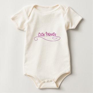 Camisa del niño de Cutie Patootie