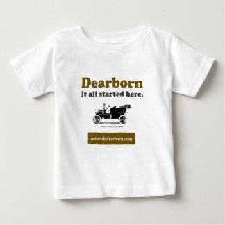 Camisa del niño de Dearborn IASH