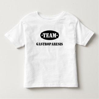 Camisa del niño de Gastroparesis del equipo
