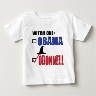 Camisa del niño de la bruja de O Donnell
