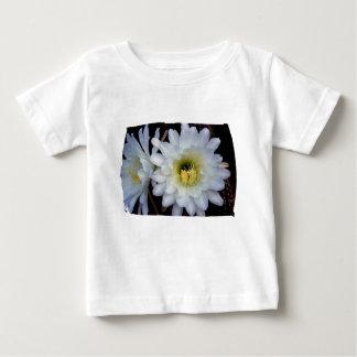 Camisa del niño de la flor 4355 del cactus