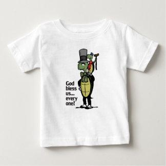 Camisa del niño de la tortuga de Dickens